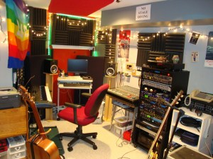 Tangled Wire Studio, circa 2009