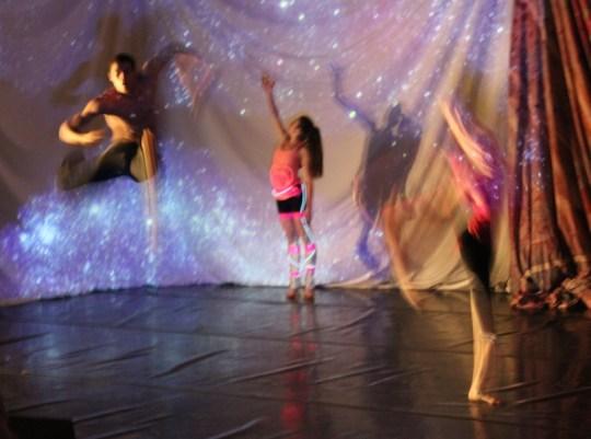 DASS Dance in action.
