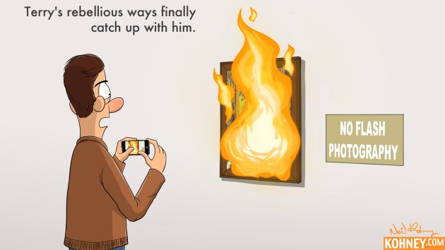 No-Flash-Photography