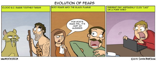 2015-03-16-Evolution of Fears