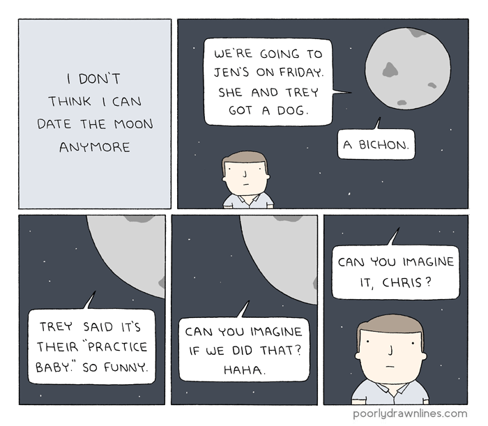 date-the-moon