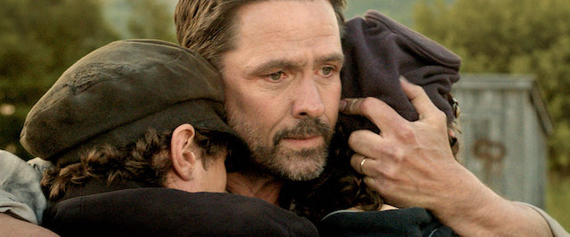 Billy Campbell. Still from Copperhead
