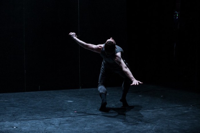 Tectonic Marrow Society dancer Patrick Kilbane.Photo by Joseph Lambert/Jazzy Photo.