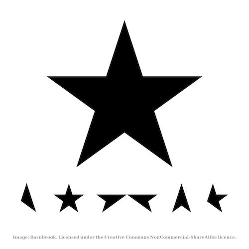 Jonathan Barnbrook on his CC-licensed art for David Bowie's Blackstar