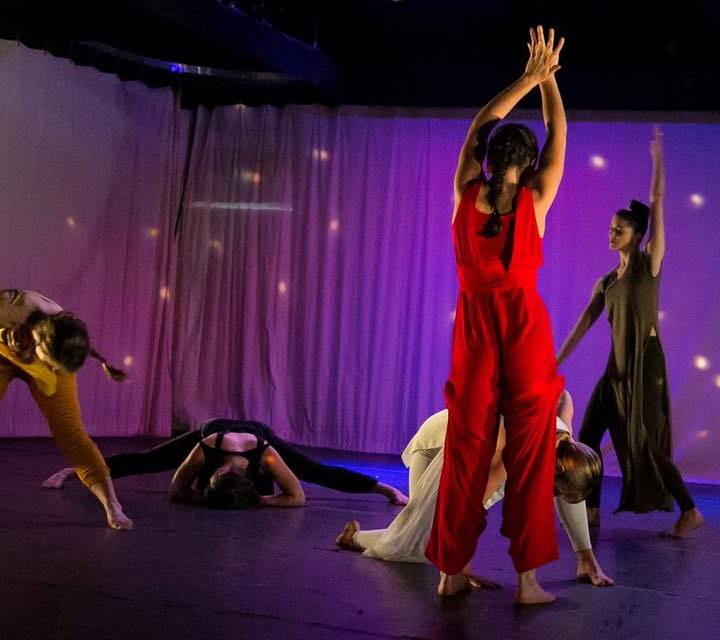 Motion From Emotion: Karin Stevens Dance's re(MOVE) : re(TURN)