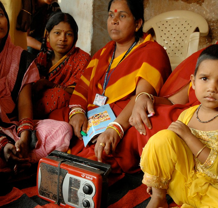 Radio and a Sense of Community in India