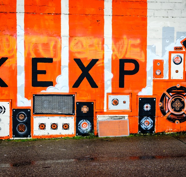 Nodding to Noah and Abby at KEXP