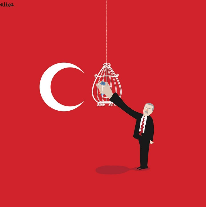 How Turkey Silences Journalists Online, One Removal Request at a Time