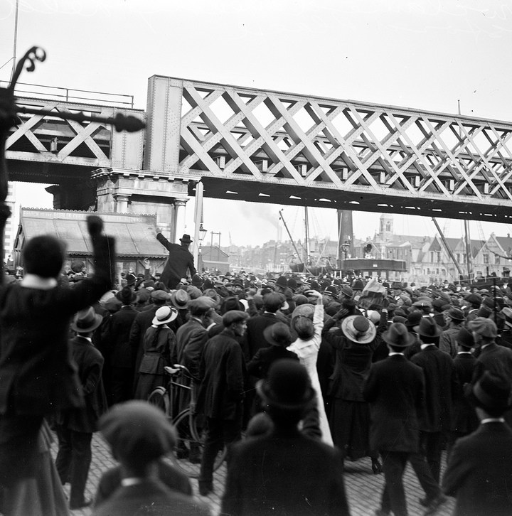 The Irish Revolution's Overlooked History of Nonviolent Resistance