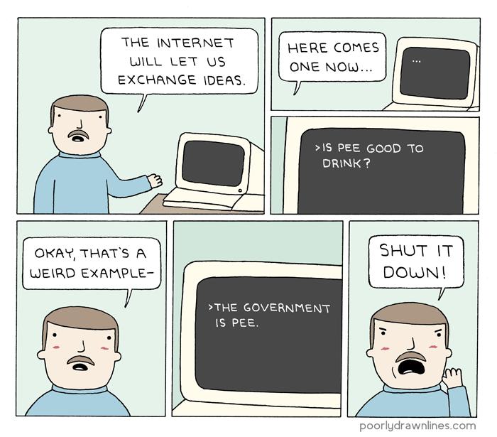early internet
