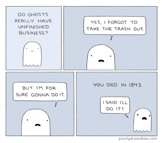 ghostbusiness