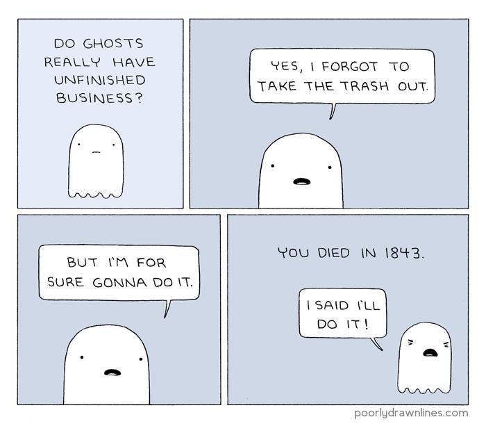 ghostbusiness