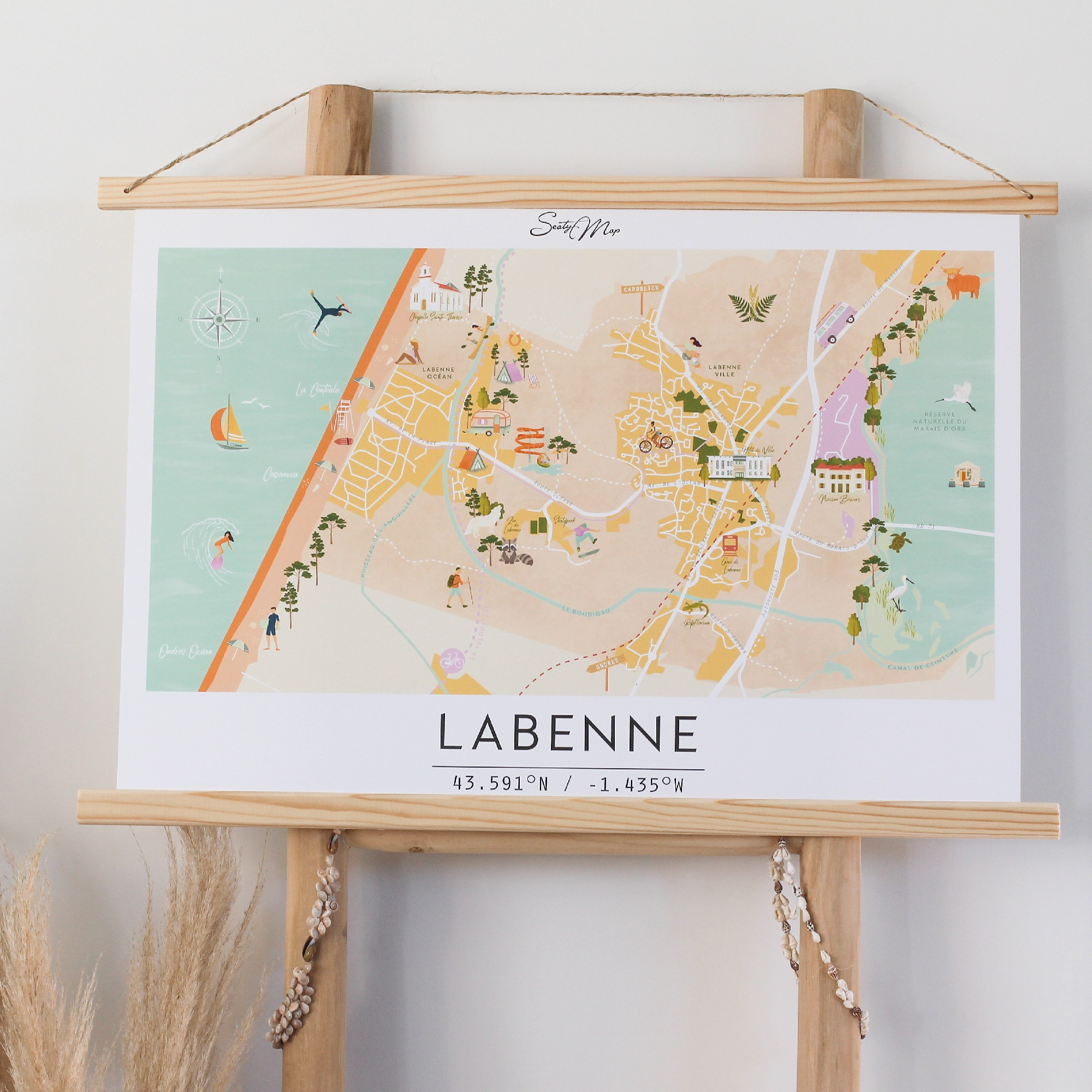 labenne-poster