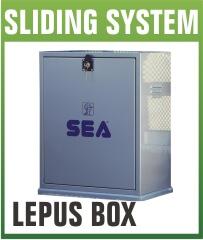 SEA Lepus Box Sliding Gate System