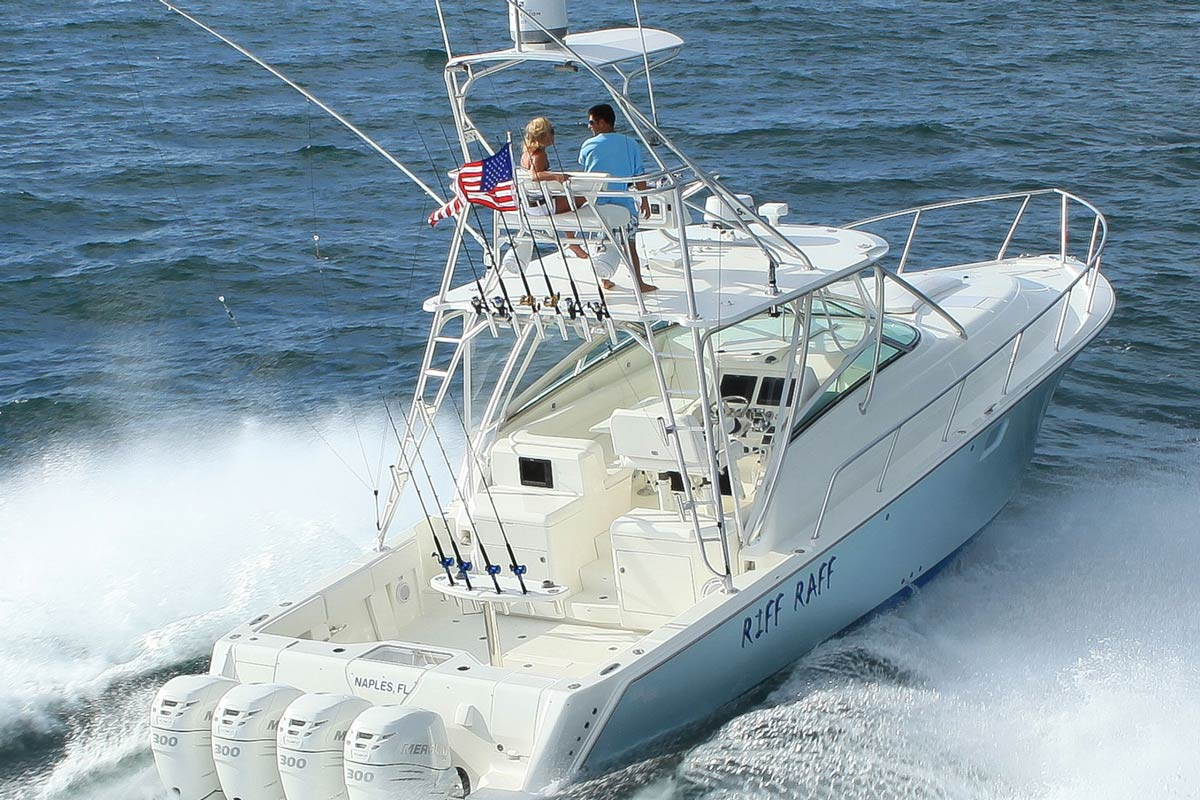 Sport Express  430SE Model Info  SeaVee Boats