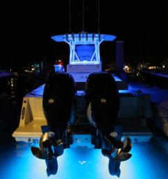 under gunnel lighting led under water light [ 800 x 1200 Pixel ]