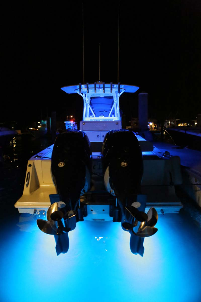 hight resolution of under gunnel lighting led under water light