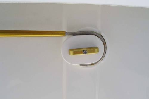 small resolution of  locking gaff holder 3