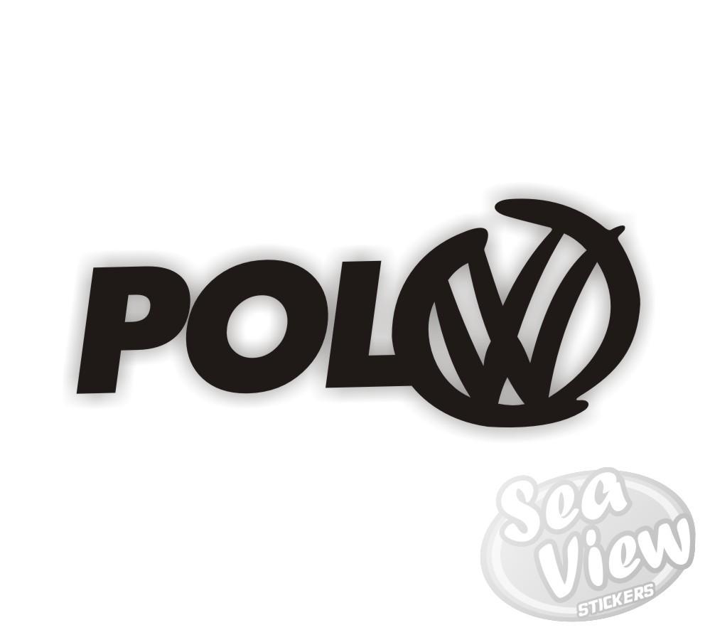 Dubstep Girl Wallpaper Volkswagen Polo Sticker