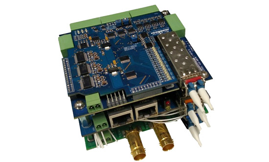 The SeaView Systems SVS-509 OmniData Multiplexer Stack is shown.