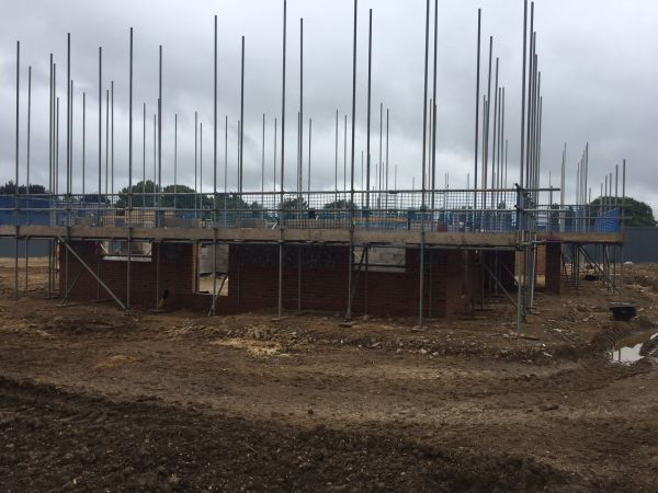 New Homes, Priors Orchard Plot 1