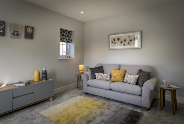 New Show Homes at Priors Orchard