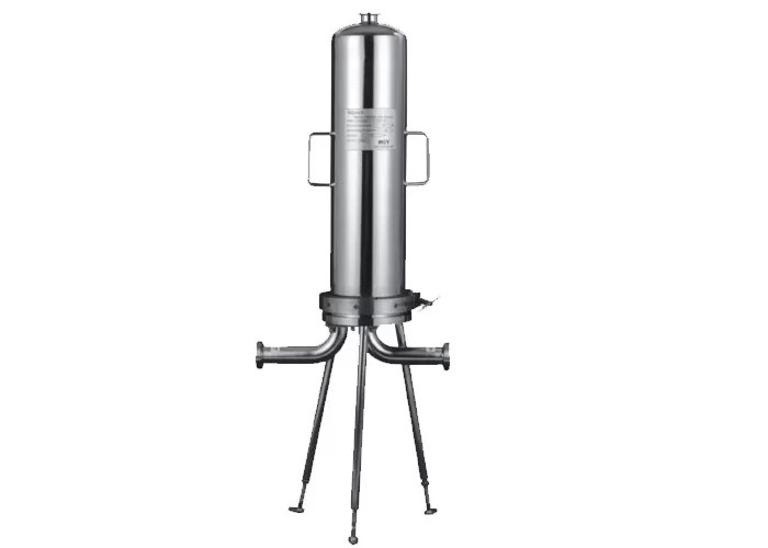 S S 316L Hygienic Filter Housing for electronics and