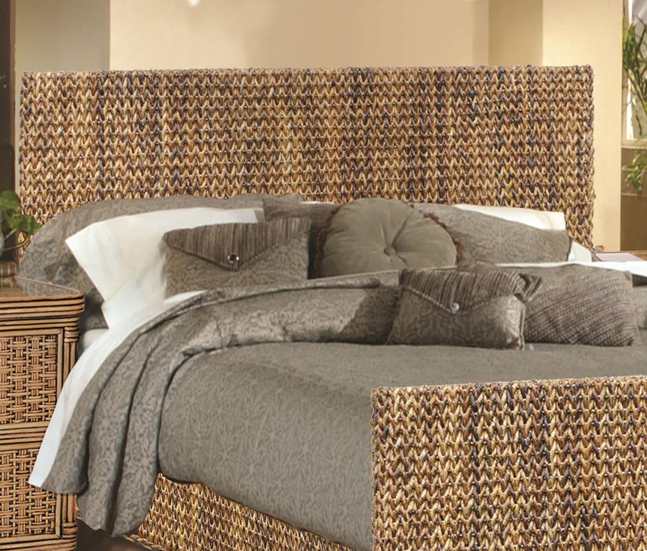 B533394041  Maui Headboard  Sea Winds Trading Co  Your best source for casual indoor furniture