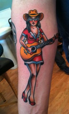 country-singer-pin-up-tattoo copy