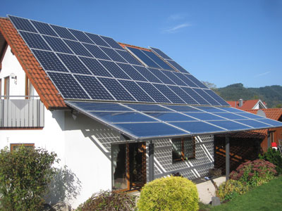 Referenzen Private Projekte Photovoltaik Photovoltaik Speicher