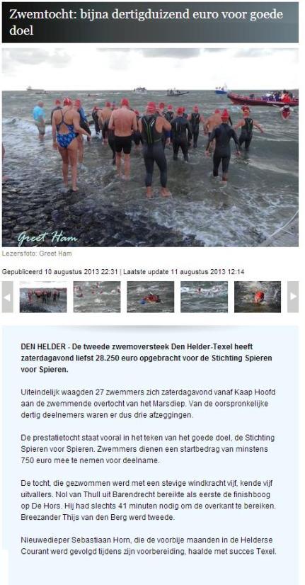 Webartikel 10-08-2013 zwemtocht NHD - kopie