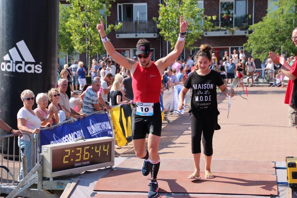 (Kwart) Triathlon Anna Paulowna – Sebastiaan Horn
