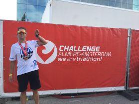 Challenge Almere finisher..