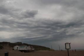 Donkere wolken op dag 3...