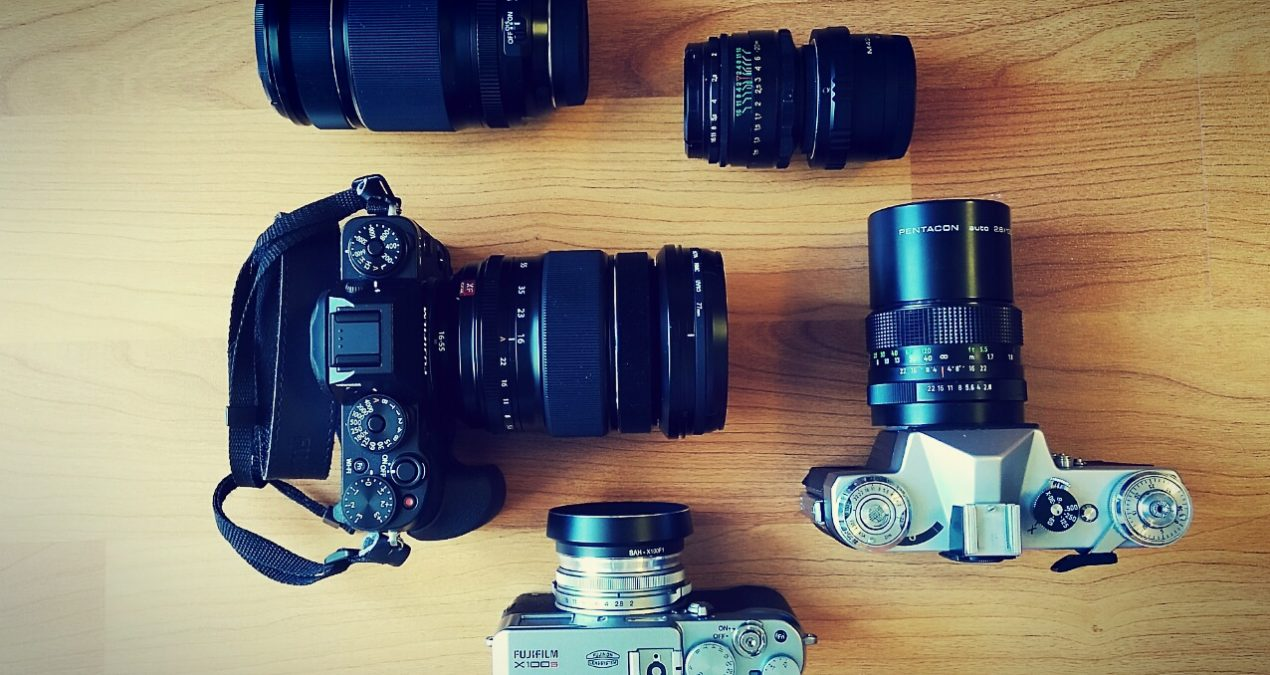 Manual Focus Lenses