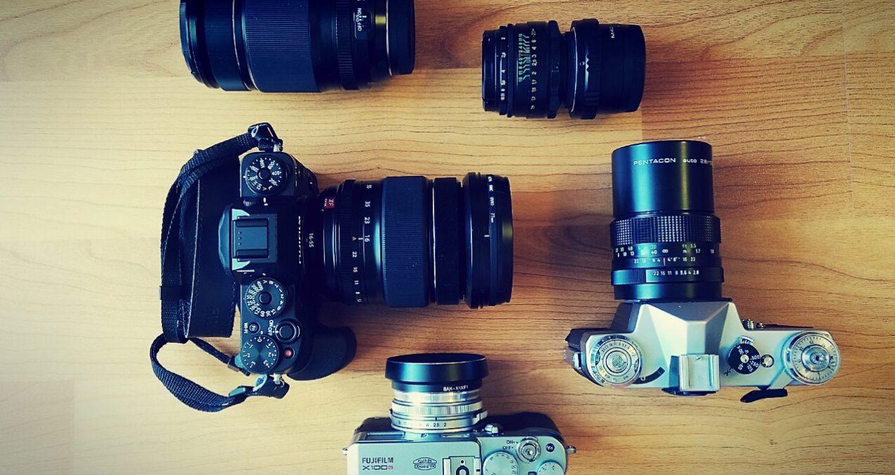 Manual Focus Lenses