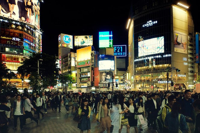 Shibuya Night82