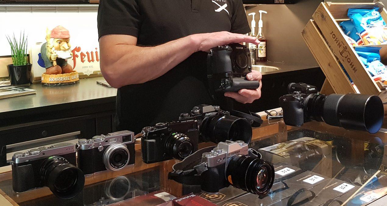 Decisions: Fujifilm X100F vs. X-E3