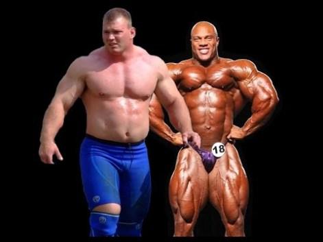 bodybuilding vs powerlifting的圖片搜尋結果