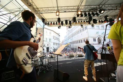 Sebastian Piovesan - Umbria Jazz 2013 - Dennis Montgomery Gospel Choir