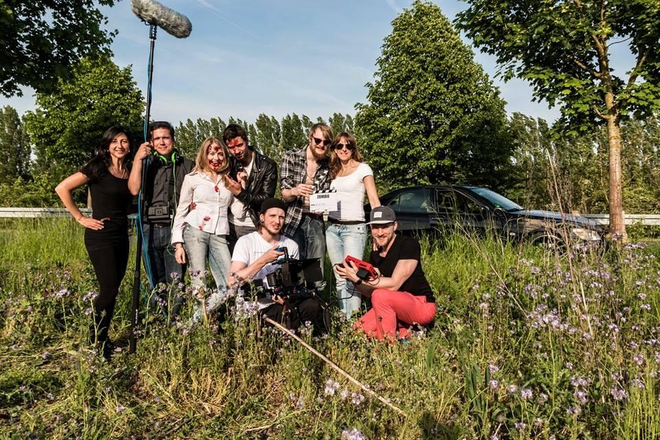 Crew Kurzfilm Zombi