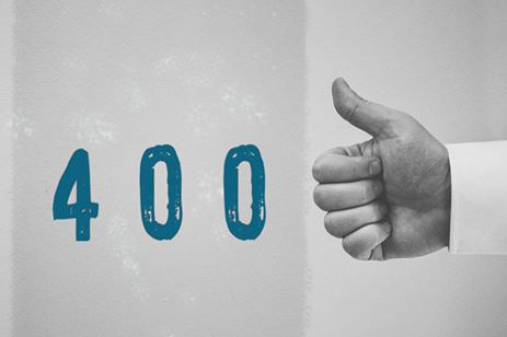 400 Facebook Likes