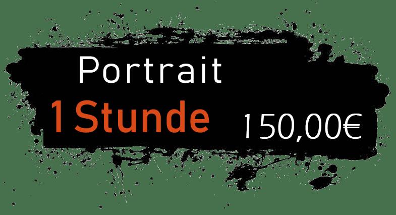 1h Portrait inkl. 5 bearbeiteter Abzüge in 13x18 und Online Bildergalerie 150€