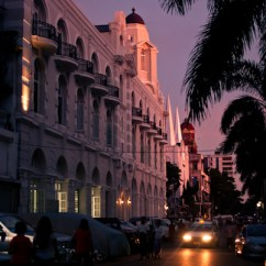 Sofaer Co Building Yangon Sofa Bed 1 Person Caught Between City's Past And Future   Sebastian ...