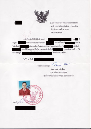 How To Obtain A Certificate Of Residence In Thailand