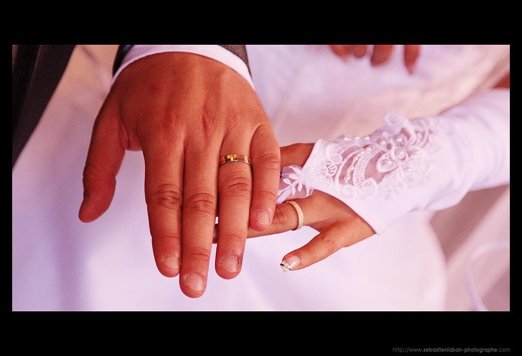 Photographe Mariage Les Alliances De Mariage