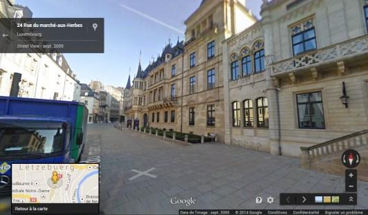 Palais Grand-Ducal