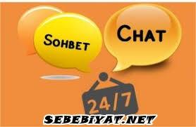 kaliteli bir sohbet sitesi