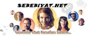 sohbet kanalları sitesi