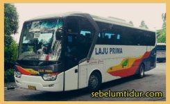 bus laju prima super executive bus malam jakarta solo super executive bus jakarta solo berangkat malam